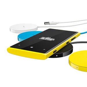 Nokia Qi Wireless Charging Plate - Black