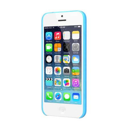 Case For Iphone 5c Blue