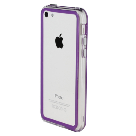iphone 5c apple case genx bumper for apple iphone 5c purple 6580