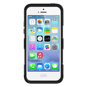 Seidio Dilex Case for iPhone 5C with Metal Kickstand - Black