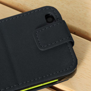 Flip Case And Stand For Apple iPhone 5C - Black