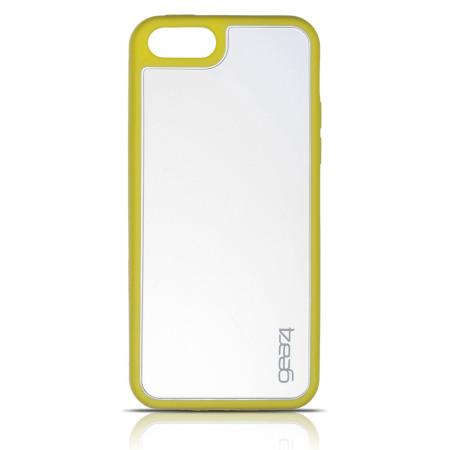Gear4 IceBox Edge Case for iPhone 5C - Yellow