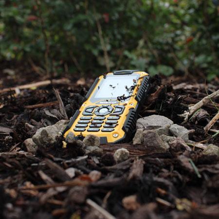 Fonerange Rugged 128 Tough SIM Free - Unlocked Mobile Phone