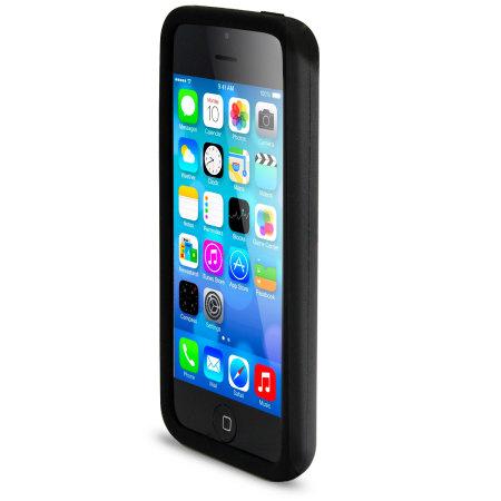 Circle Case for Apple iPhone 5C - Black