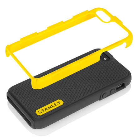 outlet store 8c208 d82cb Stanley by Incipio Foreman Case for iPhone 5S / 5 - Black / Yellow