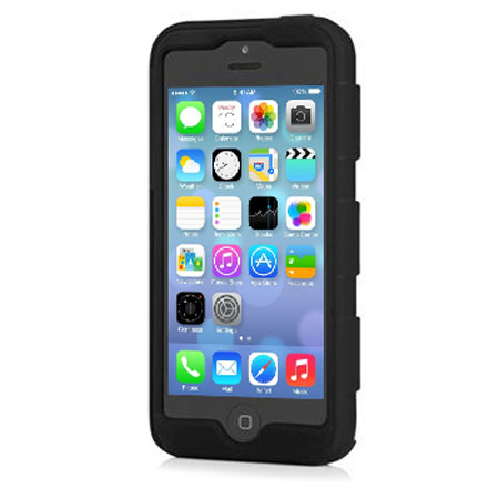 Stanley by Incipio Foreman Case for iPhone 5S / 5 - Black