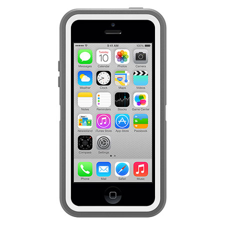 otterbox for iphone 5c otterbox defender series for iphone 5c glacier 2277