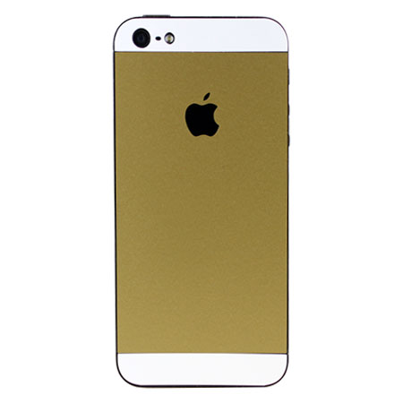 iPhone 5S Upgrade Kit for iPhone 5 - Gold