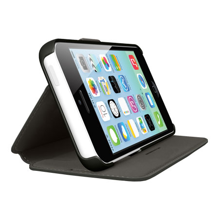 Belkin Wallet Folio with Stand for Apple iPhone 5C - Black