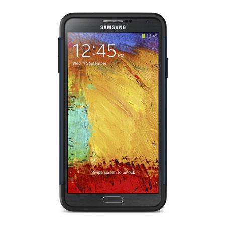 Spigen Slim Armor Case for Samsung Galaxy Note 3 - Metal Slate