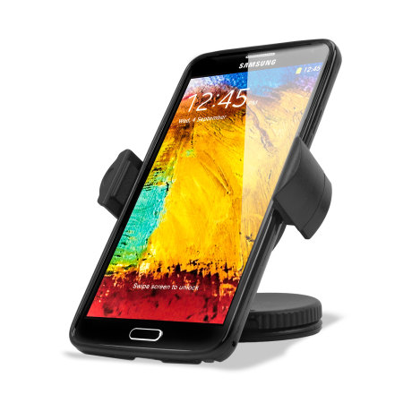 The Ultimate Samsung Galaxy Note 3 Accessory Pack - Black