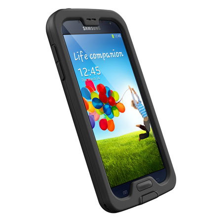 new product 6e308 c675a LifeProof Fre Case for Samsung Galaxy S4 - Black
