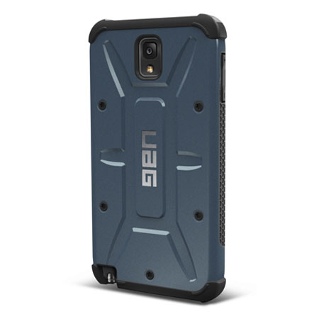 new arrival 990d8 8b1dd UAG Protective Case for Samsung Galaxy Note 3 - Aero - Blue