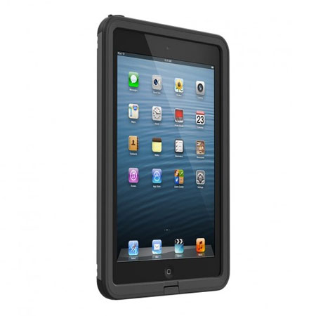 brand new fd10e 6abdc LifeProof Fre Case for iPad Mini 3 / 2 / 1 - Black