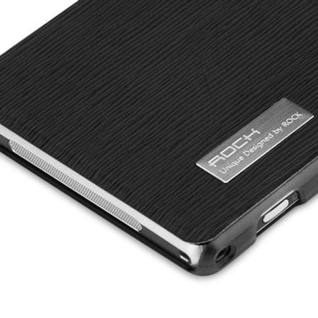 Sony Xperia Neo L Side Flip Cover ROCK Elegant Side Flip...