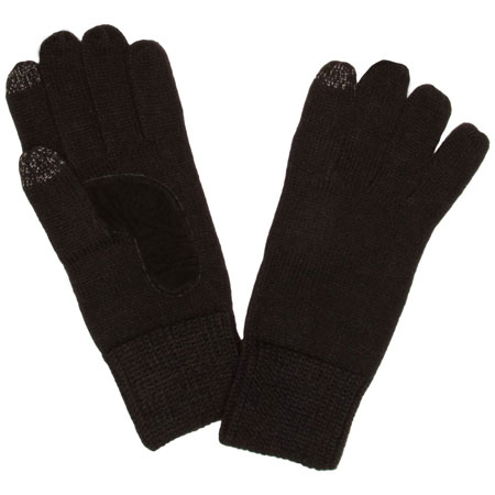Totes Men's SmarTouch Gloves - Black