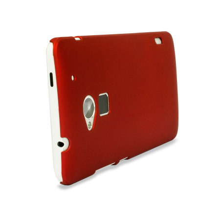 ToughGuard Shell for HTC One Max - Red