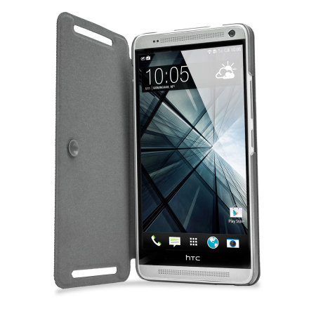 Flip Folio Case for HTC One Max - Black