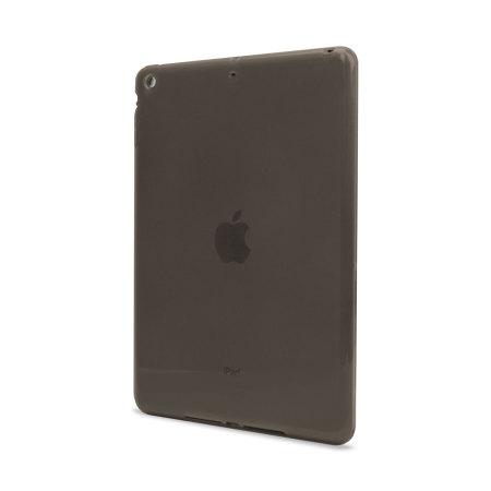 FlexiShield Skin Case for iPad Air - Smoke Black