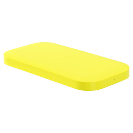 Nokia Portable Wireless Charging Plate DC-50 - 2400mAh - Yellow