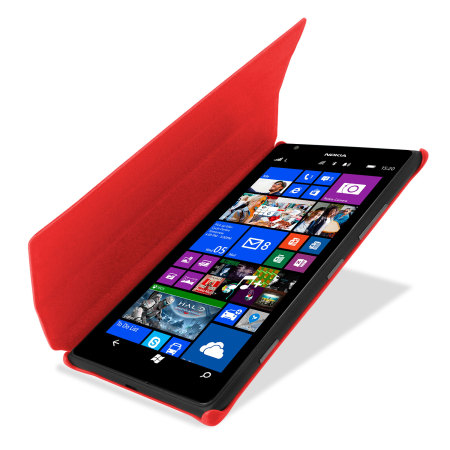 Nokia Protective Cover Case for Lumia 1520 - Red
