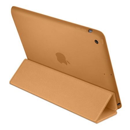 Smart Case Apple en Cuir pour iPad Air – Marron