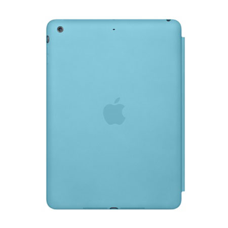 Apple Leather Smart Case for iPad Air - Blue