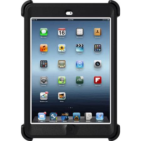OtterBox iPad Mini 3 / 2 Defender Series Case - Black
