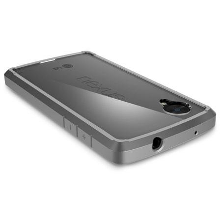 Spigen SGP Ultra Hybrid for Google Nexus 5 - Grey