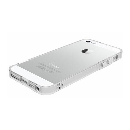 Pinlo Bladedge Bumper Case For Iphone 5s 5 Transparent