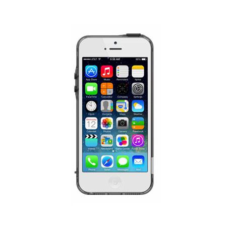 Pinlo BLADEdge Bumper Case for iPhone 5S / 5 - Transparent ...