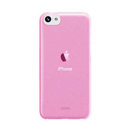 iphone 5c pink pinlo slice 3 for iphone 5c transparent pink 1310
