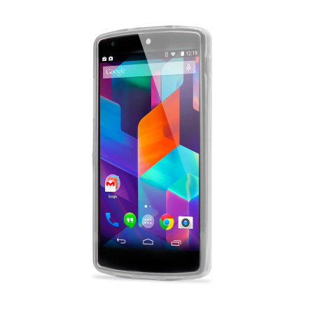 Coque Google Nexus 5 Flexishield - Transparente