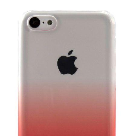 Proporta 96 Hard Shell for Apple iPhone 5C) Gradually Red