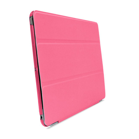Smart Cover with Hard Back Case for iPad Air - Pink