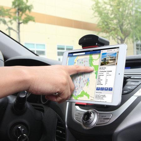 Supporto auto per tablet da 5 5 39 39 a 8 39 39 exogear exomount for Supporto auto tablet 7 pollici