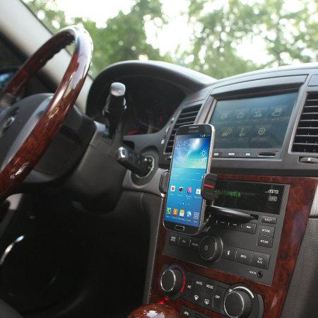 Exogear ExoMount Touch CD für Smartphones in Schwarz