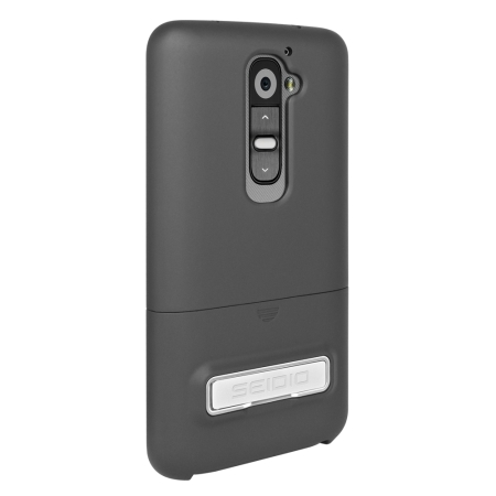 Seidio SURFACE with Metal Kickstand for LG G2 - Black
