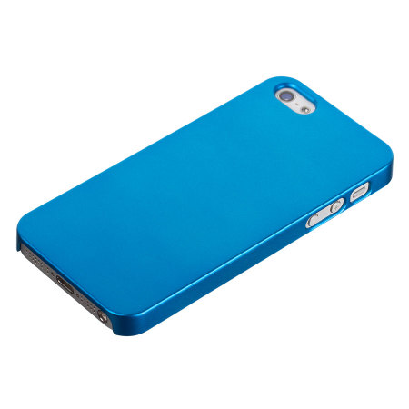 Kit Magnetic Battery Case for iPhone 5S / 5 - Blue