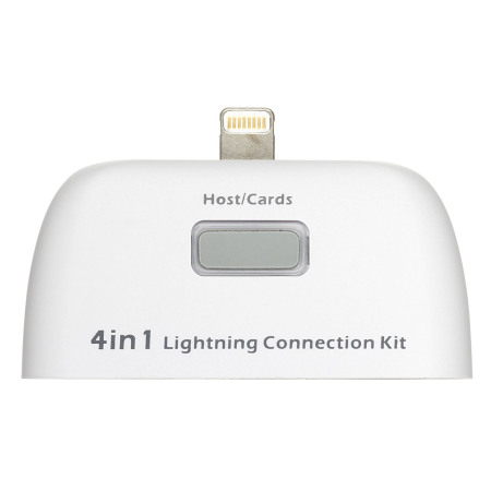 Kit 4 in 1 Connection Kit for Apple iPads