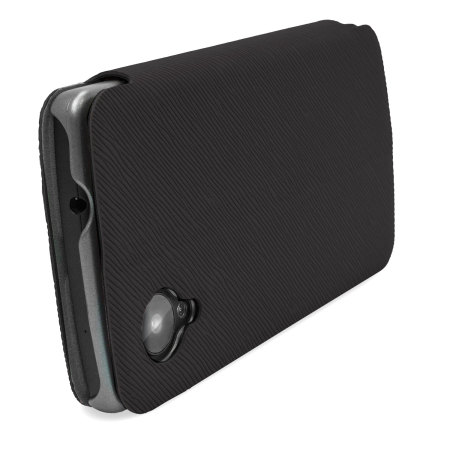 Pudini Stand Case for Nexus 5 - Black