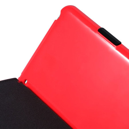 Capdase Folio Dot Folder Case for iPad Air - Red