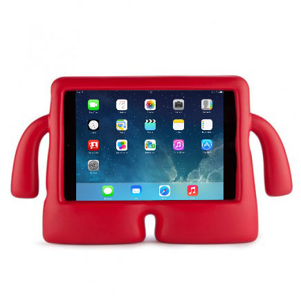 Speck iGuy Case and Stand for iPad Air 2 - Chili Red
