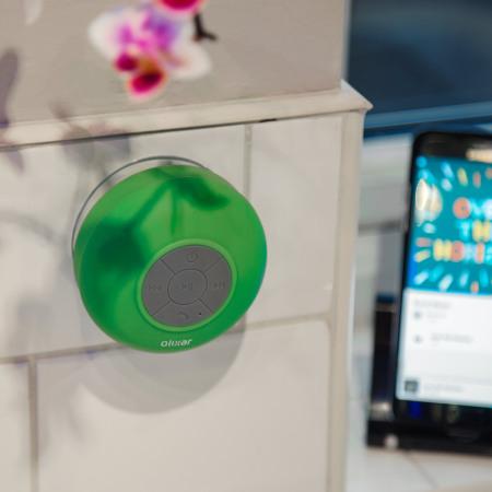 helpRajaekhar KoyiPosted aquafonik bluetooth shower speaker green 9 from being good