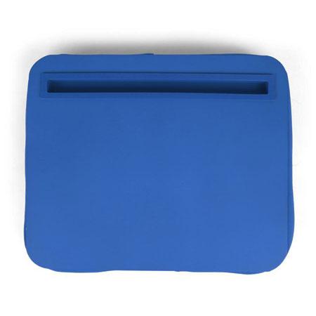 Kikkerland iBed Lap Desk for iPads and Tablets - Blue