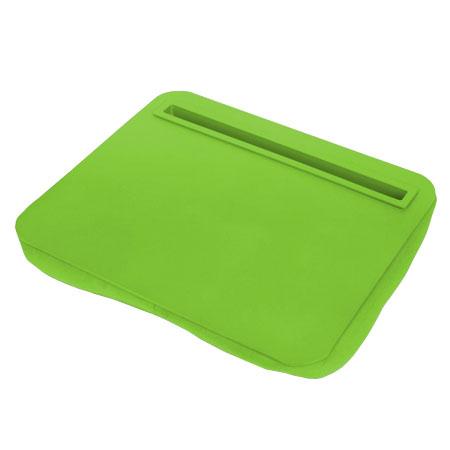 Supporto tablet da letto e vassoio per colazione kikkerland ibed verde - Supporto per ipad da letto ...
