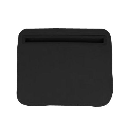 Supporto tablet da letto e vassoio per colazione kikkerland ibed nero - Supporto per ipad da letto ...