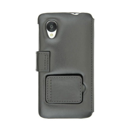 Noreve Tradition B Leather Case for Nexus 5  - Black