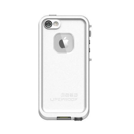 Funda iphone 5s lifeproof fre blanca gris - Fundas lifeproof ...