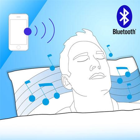 Imusic Bluetooth Pillow Mobilefun Com